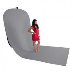 StudioKing Background Board BBT-03 Grijs 400x150 cm