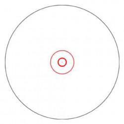 Vortex Red Dot Richtkijker Spitfire 1x-AR